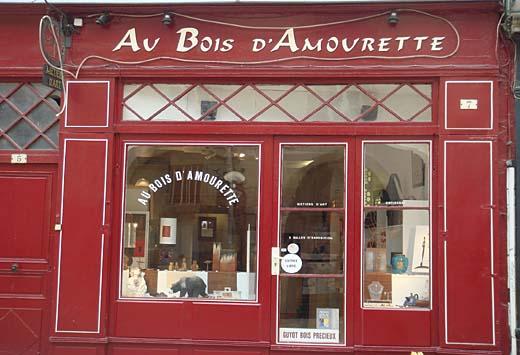 Au bois d'Amourette - Dijon